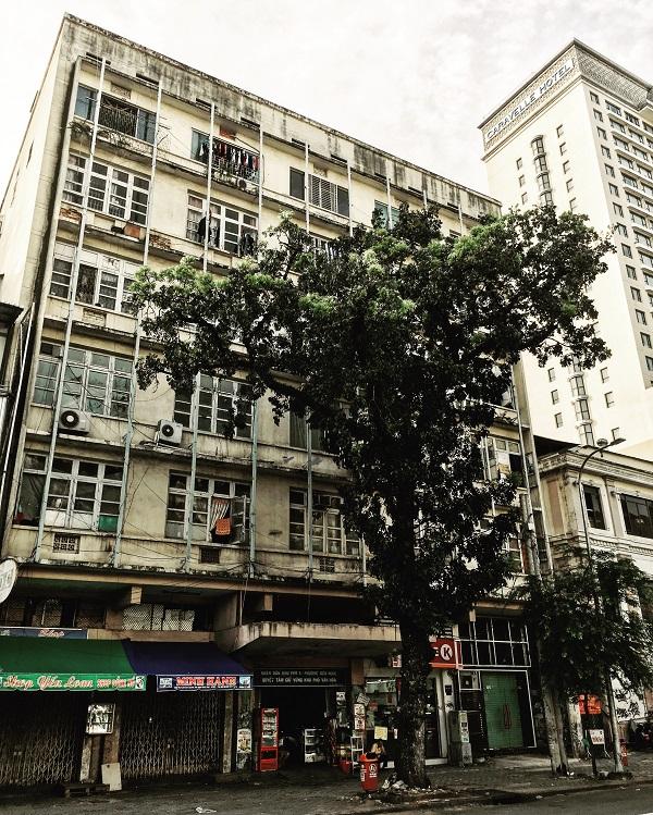 6 reasons to visit Vietnam apartment building Saigon