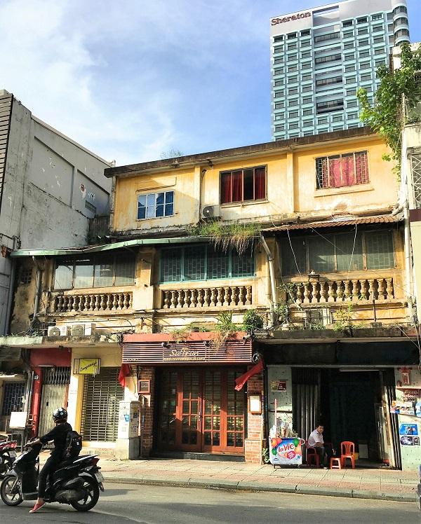 6 reasons to visit Vietnam shophouse Saigon