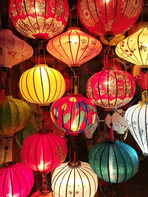 6 reasons to visit Vietnam traditional lanterns Hoi An